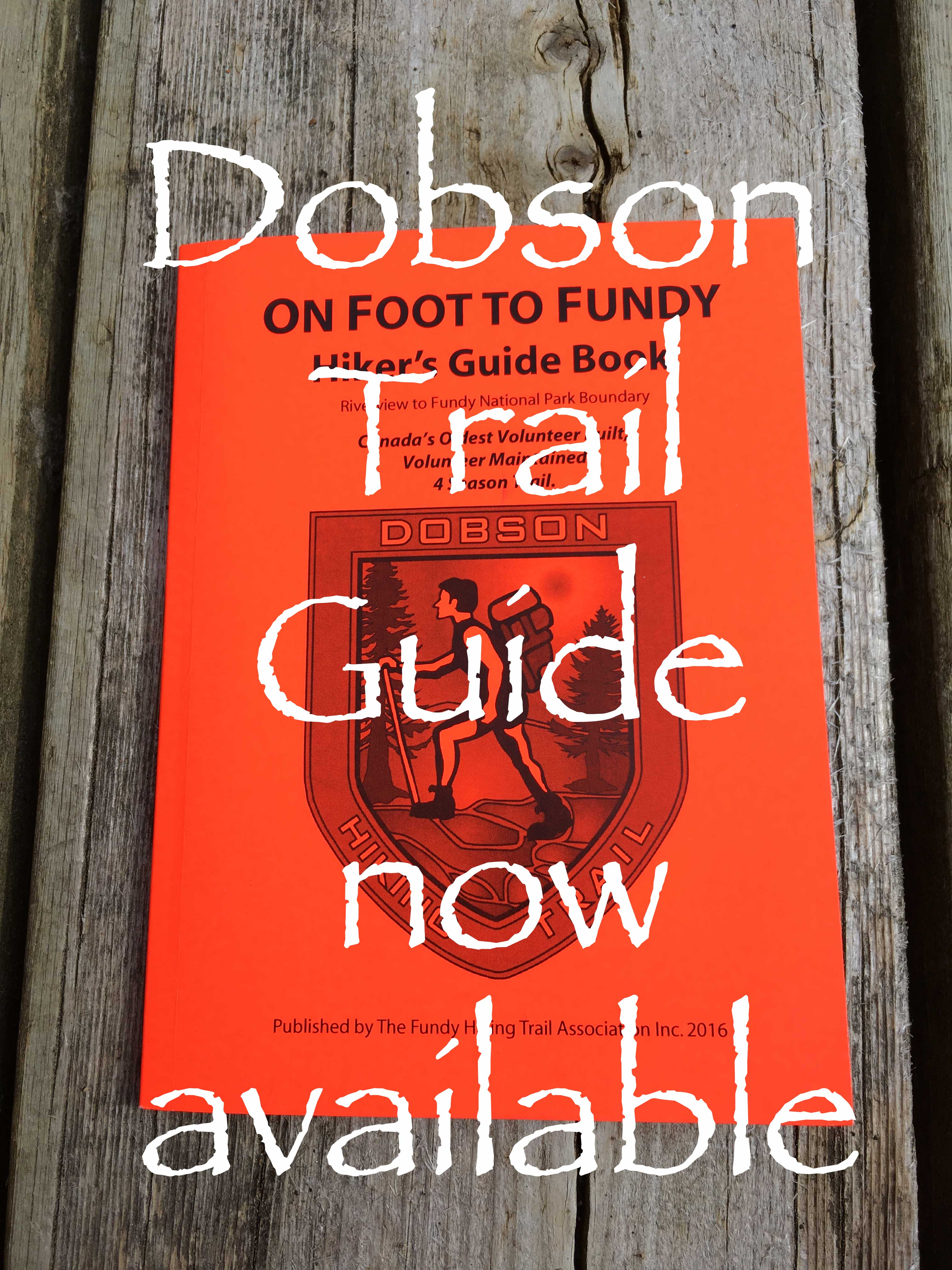 Dobson Trail Guidebook ad