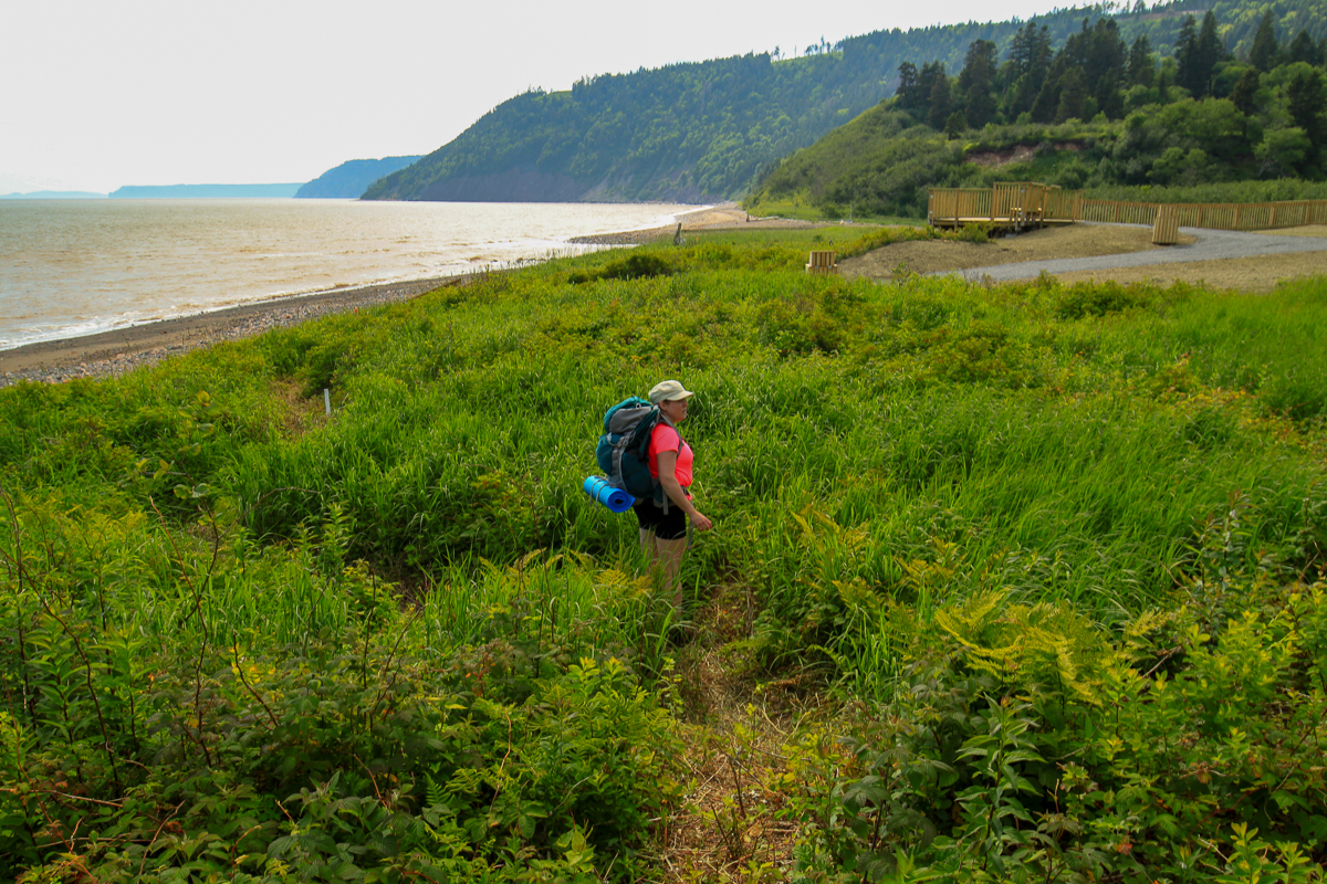 Fundy Footpath - Seely Beach to Big Salmon River