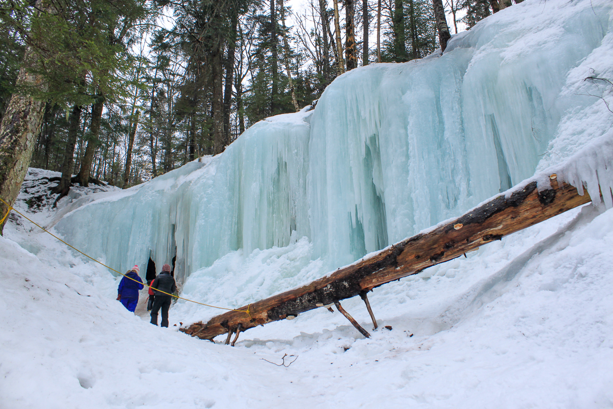 Midland Ice Caves