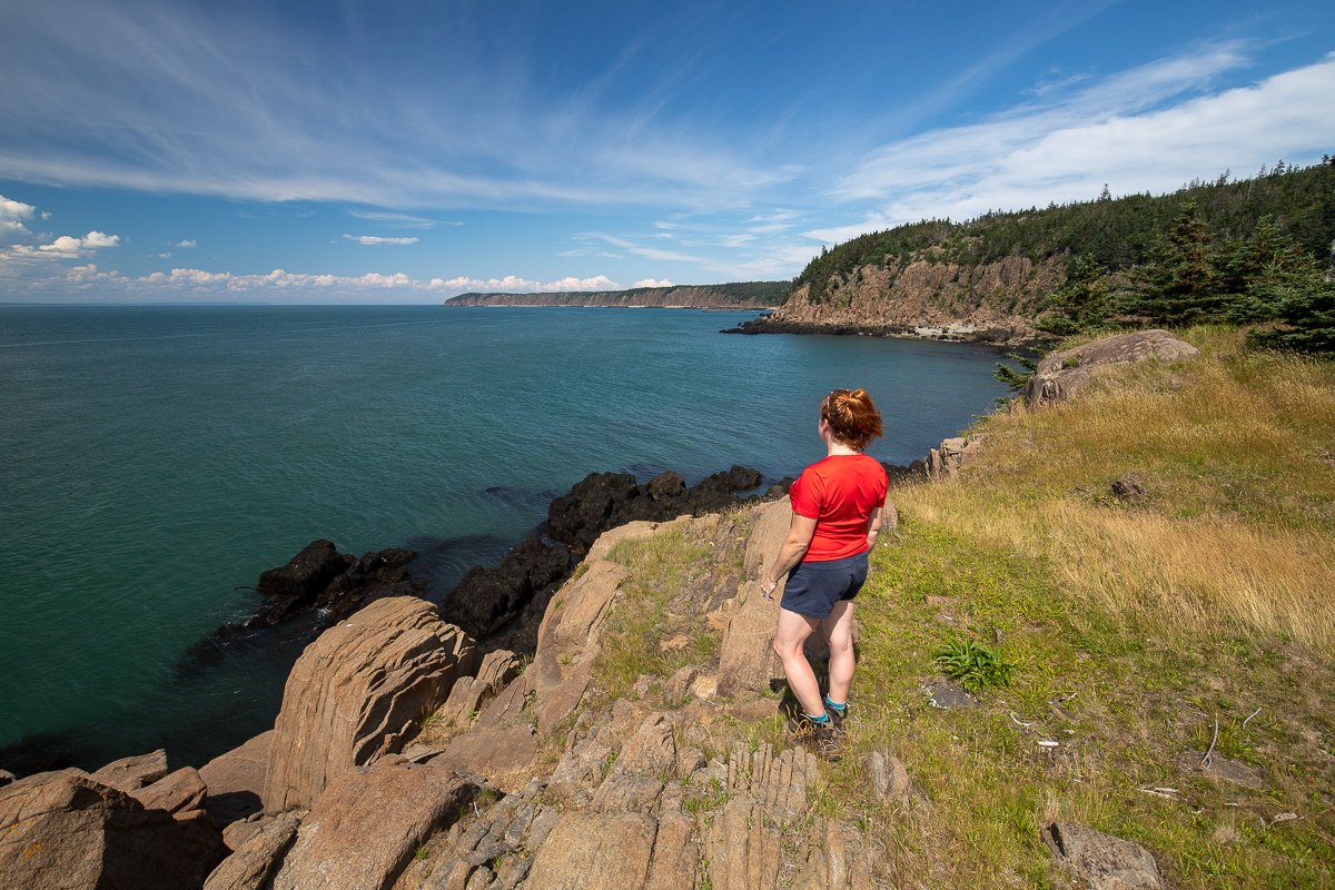 Lighthouse Trail - Dark Harbour to Southwest Head Section Gallery