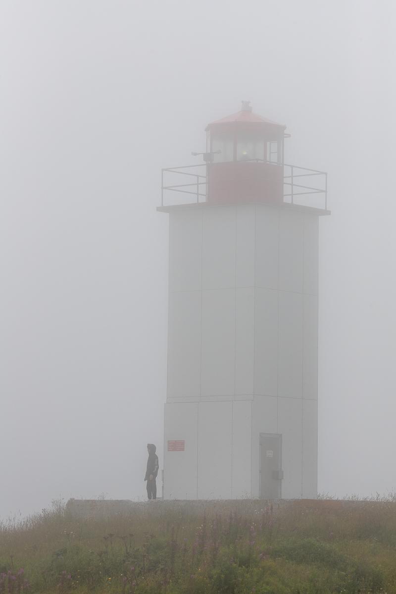 Long Point Lighthouse - White Head Island