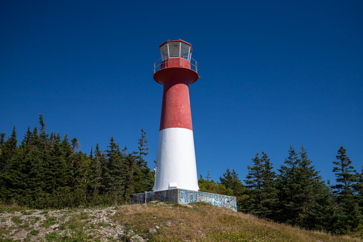 Cape Spencer Lighthouse