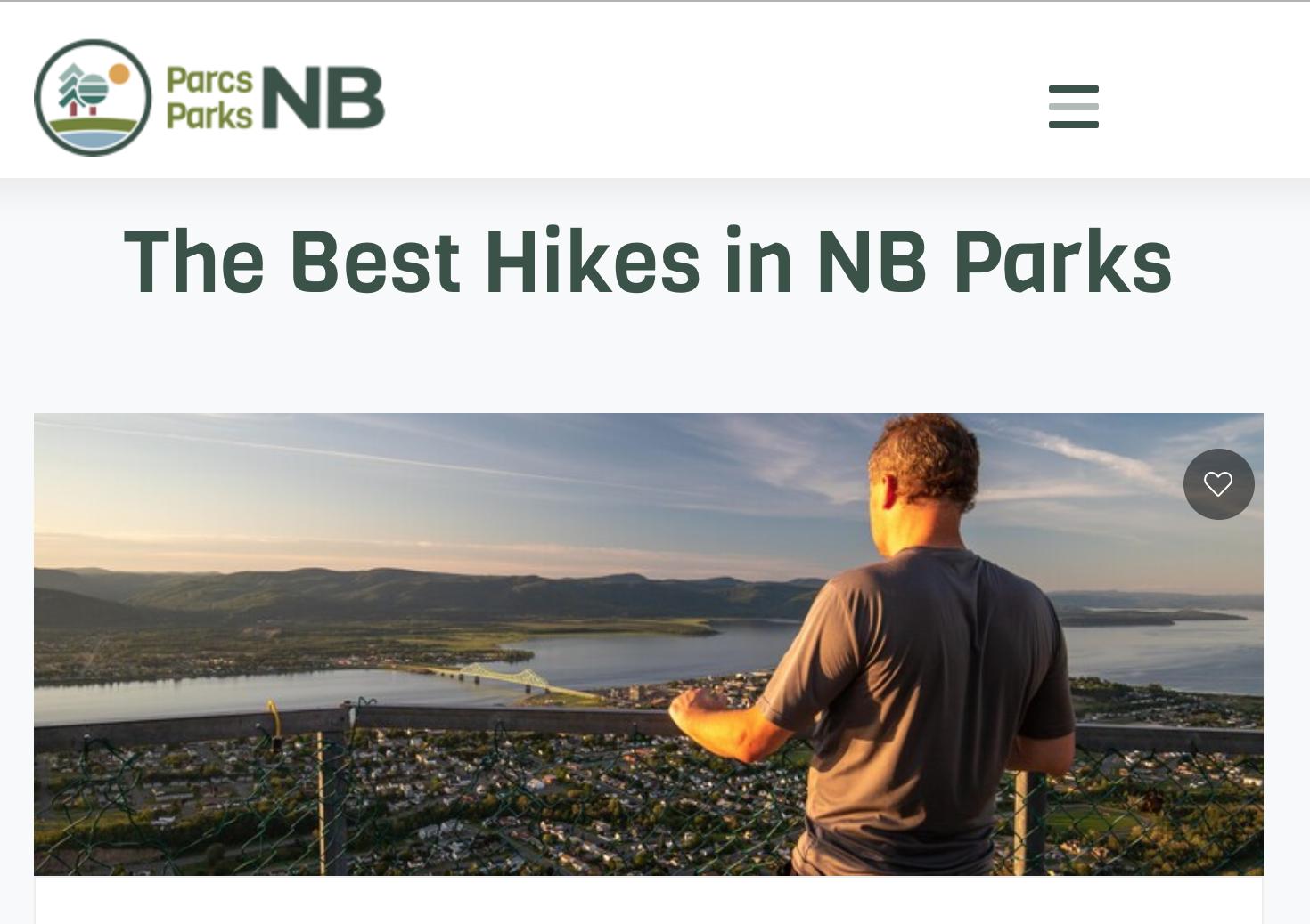 Provincial Parks Blog Post